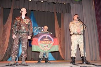 Концерт в честь воинов-афганцев - Измаил - 10