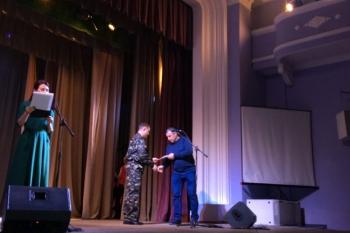Концерт в честь воинов-афганцев - Измаил - 11