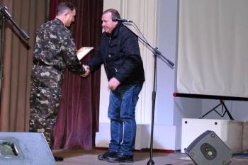 Концерт в честь воинов-афганцев - Измаил - 16