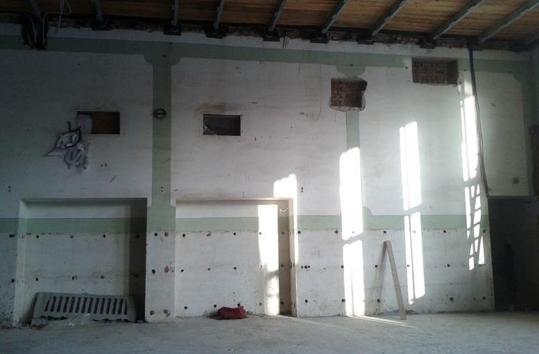 Палац культури - ремонт - Роздільна - 04