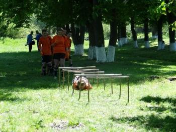 Військово-патріотична гра «Сокіл» («Джура») - І етап - 04