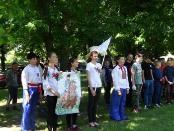 Військово-патріотична гра «Сокіл» («Джура») - І етап - 06