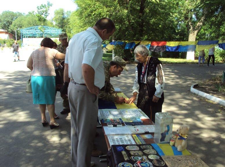 Всеукраїнська акція «Велика українська хода» - Арциз - 2