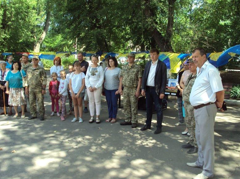 Всеукраїнська акція «Велика українська хода» - Арциз - 4
