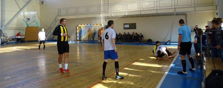 чемпионат Измаила по мини-футболу - 01