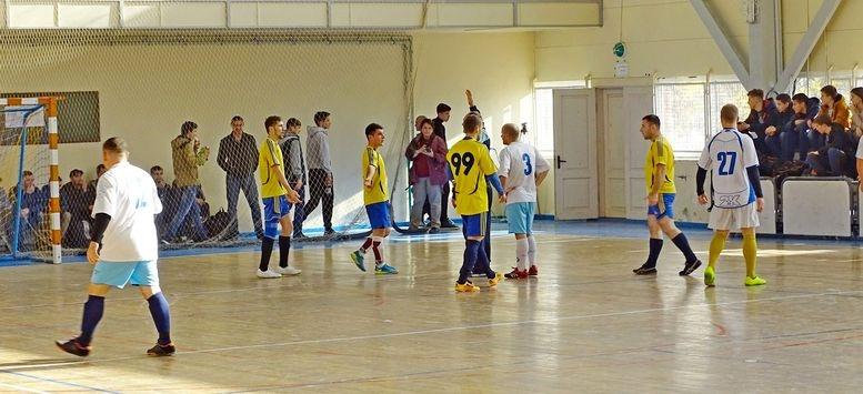 чемпионат Измаила по мини-футболу - 06