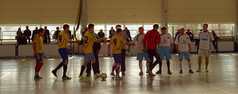 чемпионат Измаила по мини-футболу - 07