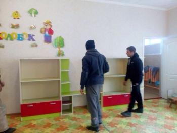 Дитячий садок «Колосок» - обладнання меблями - Татарбунари - 04