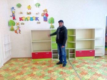 Дитячий садок «Колосок» - обладнання меблями - Татарбунари - 05