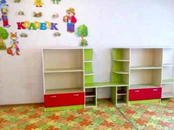 Дитячий садок «Колосок» - обладнання меблями - Татарбунари - 07