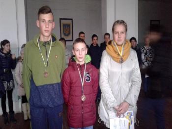 Шашково-шаховий турнір серед школярів НВК Миколаївського району - 06