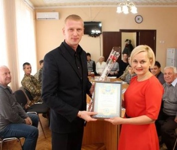 зустріч із учасниками АТО в Березівській райраді - 1