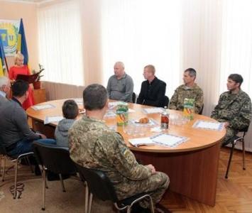 зустріч із учасниками АТО в Березівській райраді - 2