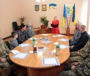 зустріч із учасниками АТО в Березівській райраді - 3
