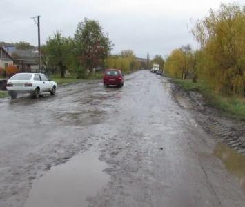 Тарутинский район - дороги - 3