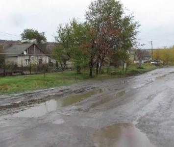 Тарутинский район - дороги - 4