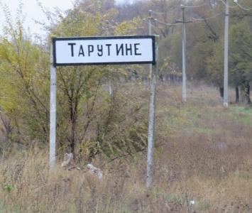 Тарутинский район - дороги - 5