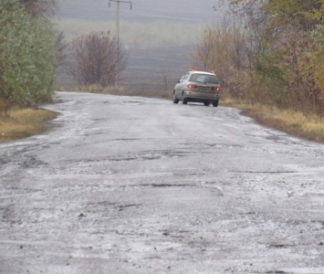 Тарутинский район - дороги - 8