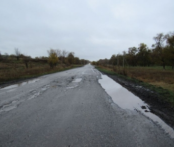 Тарутинский район - дороги - 2