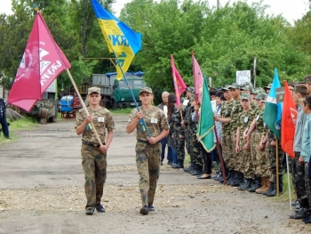 військово-патріотична гра «Сокіл» («Джура») - Ізмаїльський район - 05