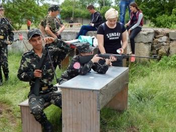 військово-патріотична гра «Сокіл» («Джура») - Ізмаїльський район - 09
