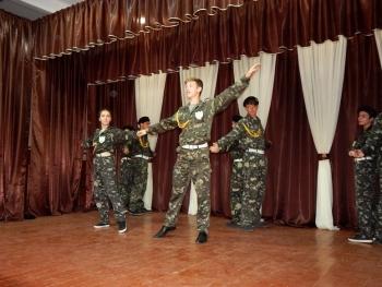 військово-патріотична гра «Сокіл» («Джура») - Ізмаїльський район - 15