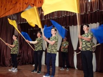 військово-патріотична гра «Сокіл» («Джура») - Ізмаїльський район - 21