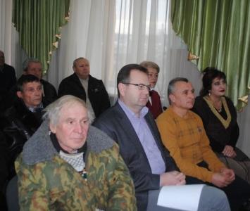 Вшанування ліквідаторів аварії на Чорнобильській АЕС - Балта - 7