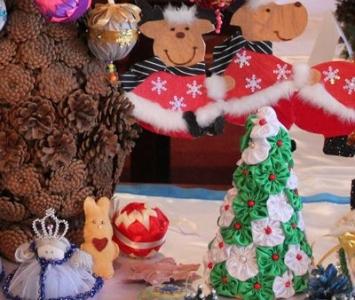 Новорічні іграшки своїми руками - Саврань - 06