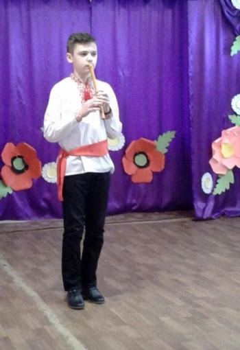 фестиваль творчості «Чисті роси» - Велика Михайлівка - 07