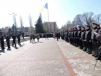 патрульная полиция - Измаил - 04