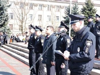 патрульная полиция - Измаил - 08