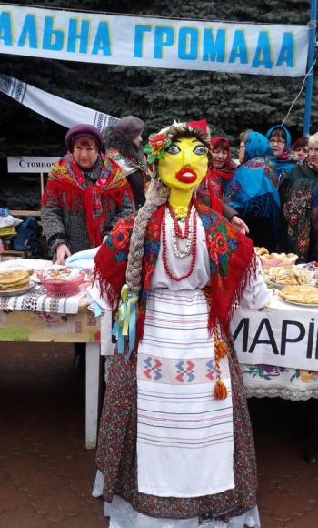 Масляна - святкування - Велика Михайлівка - 05