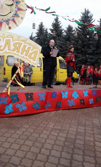 Масляна - святкування - Велика Михайлівка - 19