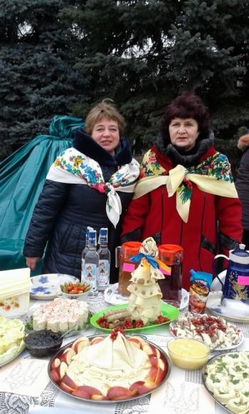 Масляна - святкування - Велика Михайлівка - 08