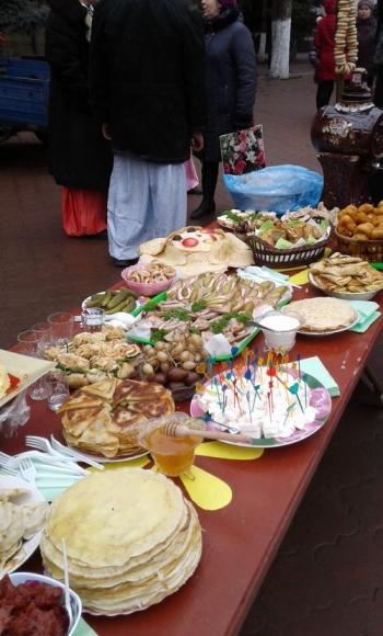 Масляна - святкування - Велика Михайлівка - 13