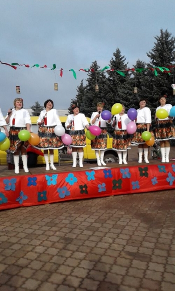 Масляна - святкування - Велика Михайлівка - 24