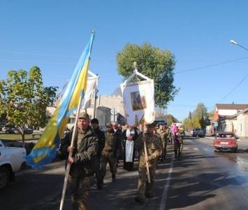 свято захисникам Вітчизни у Балті - 7
