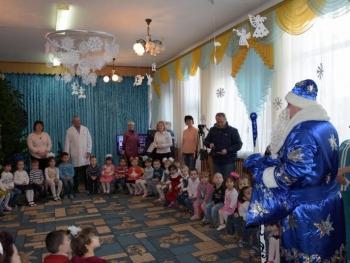 День Святого Николая - пограничники Измаильского отряда поздравили детей - 6