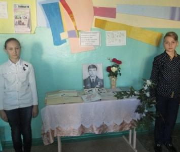 День пам'яті загиблого екіпажу Калмикова - 1