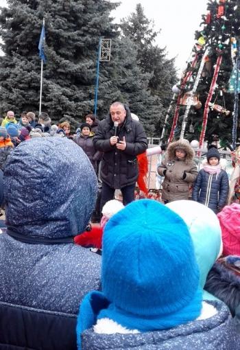 День святого Миколая - Велика Михайлівка - 04