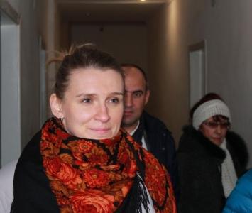 Саврань - візит Соломії Бобровської - 05