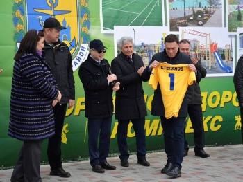 реконструкція спортивного комплексу Доброславської ДЮСШ - 02