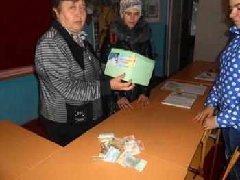 благодійна акція «Скарбничка доброї надії» - 03