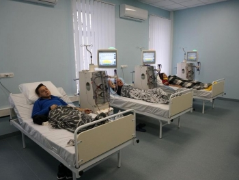 Центр нефрології та діалізу - відкриття - Одеська область - 02