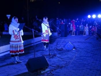 День Святого Николая - народные гулянья - Измаил - 09