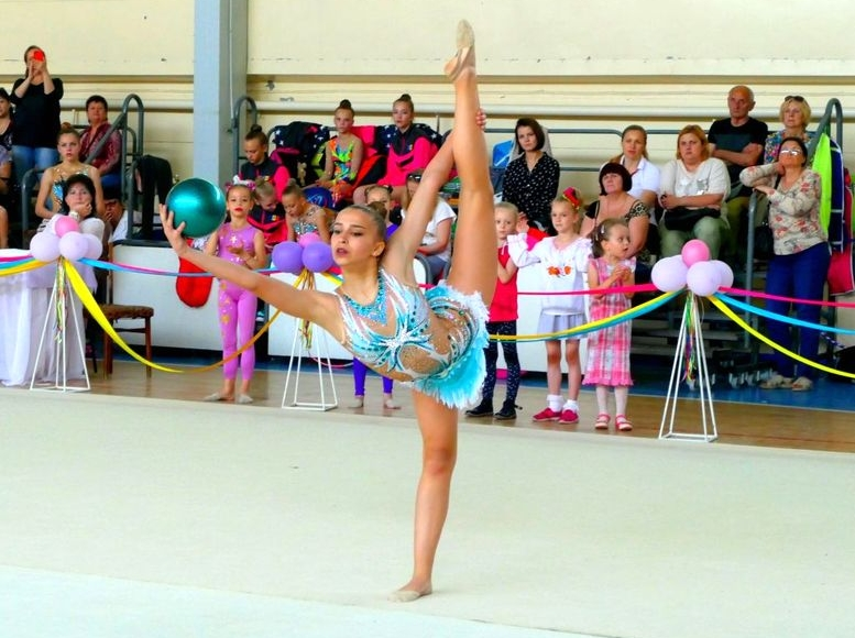Международный турнир по художественной гимнастике «Веселка» - Измаил - 01