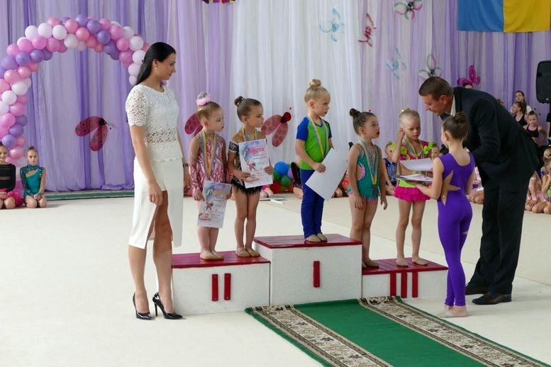Международный турнир по художественной гимнастике «Веселка» - Измаил - 02