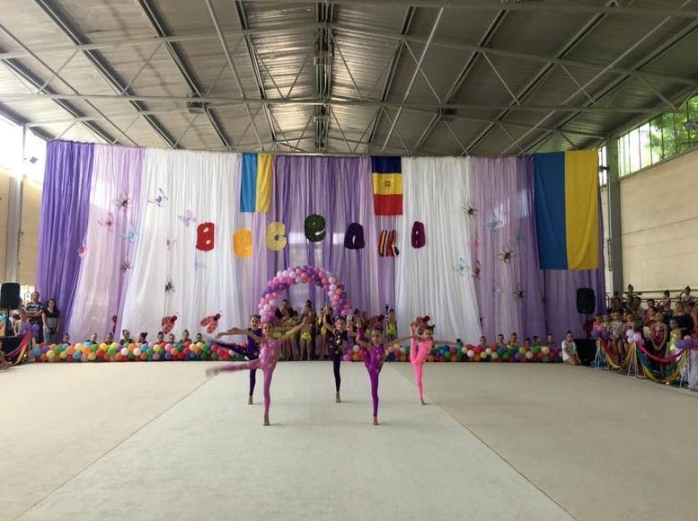 Международный турнир по художественной гимнастике «Веселка» - Измаил - 03