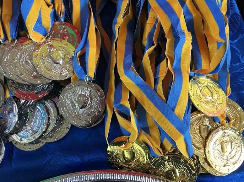 Международный турнир по художественной гимнастике «Веселка» - Измаил - 04